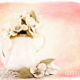 Reflective Moments  Photography and Digital Art Images - Magnolias