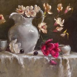 Viktoria K Majestic - Magnolias