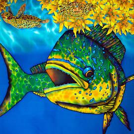 Daniel Jean-Baptiste - Mahi Mahi Fish - Dorado Fish