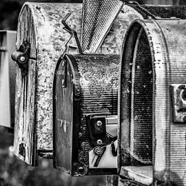 Ken Morris - Mail Boxes in Baddeck