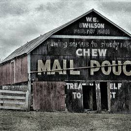 Suzanne Stout - Mail Pouch Tobacco Barn
