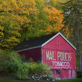 Bill Wakeley - Mail Pouch Tobacco Square