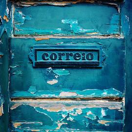 Mailbox Blue - Carlos Caetano