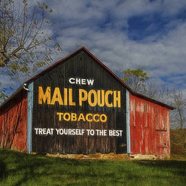Teresa Jack - Mail Pouch Barn Hocking Hills Ohio