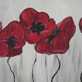 Jacquie King - Main Street Poppies