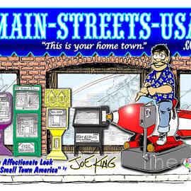 Joe King - Main Streets Usa