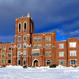Maine Criminal Justice Academy in Snow - Olivier Le Queinec