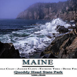 Marty Saccone - MAINE Quoddy Head State Park