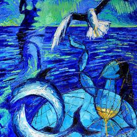 Mona Edulesco - Majestic Bleu