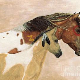 Majestic Horses Mare Foal - AmyLyn Bihrle