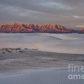 Sandra Bronstein - Majestic Morning - White Sands