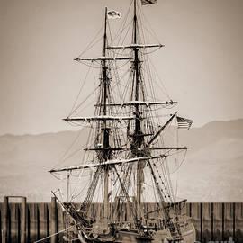 Tina Wentworth - Majestic Sailboat