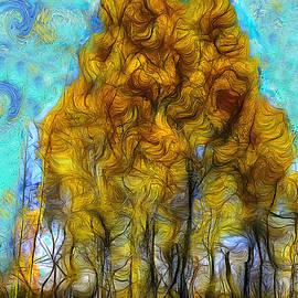 Jean-Marc Lacombe - Majestic Tree