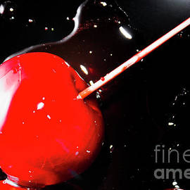 Making homemade sticky toffee apples - Jorgo Photography - Wall Art Gallery