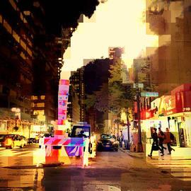 Miriam Danar - Making the Light - Night in New York