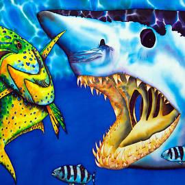 Daniel Jean-Baptiste - Mako Shark - Salt Water Game Fish