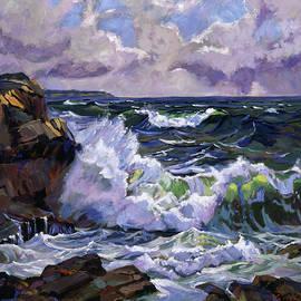 David Lloyd Glover - Malibu Coast