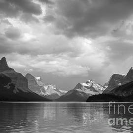 Chris Scroggins - Maligne Lake