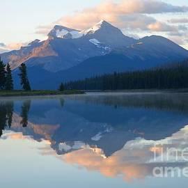 Deanna Cagle - Maligne Lake Reflections
