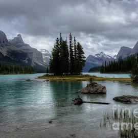 Wayne Moran - Maligne Lake Spirit Island Jasper National Park Alberta Canada