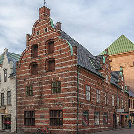 Antony McAulay - Malmo Old City Center Building