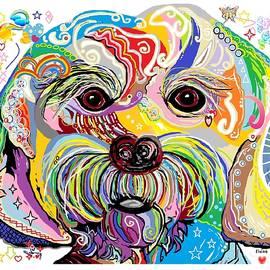 Eloise Schneider - Maltese Puppy