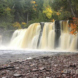 Craig Sterken - Manabezho Falls on the Presque Isle River in the Upper Peninsula