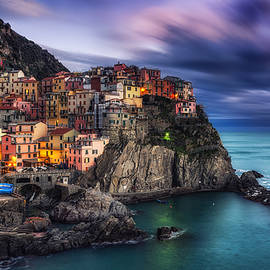 Aaron Choi - Manarola Magic