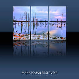 Geraldine Scull - Manasquan Reservior in Howell New Jersey