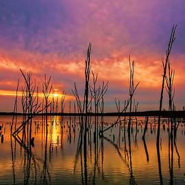 Geraldine Scull - Manasquan sunrise in New Jersey