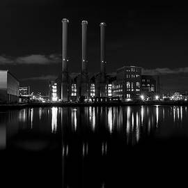 Andrew Pacheco - Manchester Street Power Station