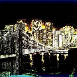 Irving Starr - Manhattan Blues