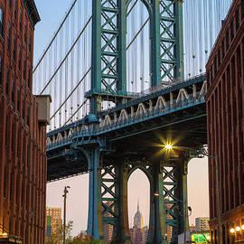 Jerry Fornarotto - Manhattan Bridge