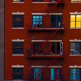 Larry  Goss - Manhattan Color