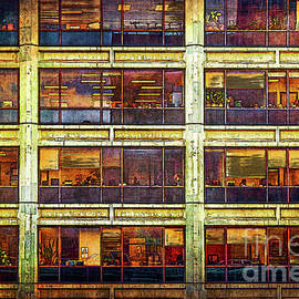 Stuart Row - Manhattan Office Windows