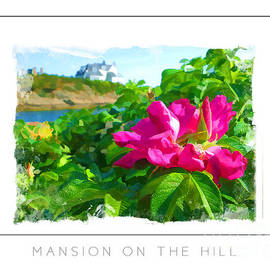 Mike Nellums - Mansion on the Hill poster