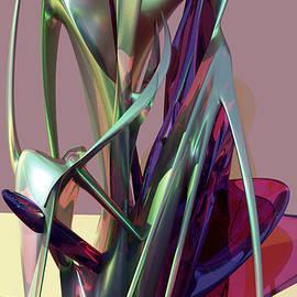 Chas Hauxby - Mantis #1