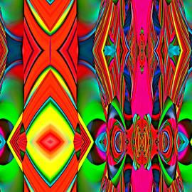 Alfred Kazaniwskyj - Many Colors  13