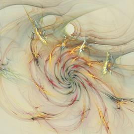 Deborah Benoit - Marble Spiral Colors