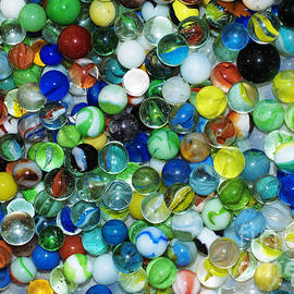 Linda Troski - Marbles Collected