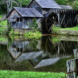 Paul Ward - Marby Mill Reflection