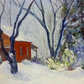 Catherine Martzloff - March Snow