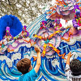 Steve Harrington - Mardi Gras - New Orleans
