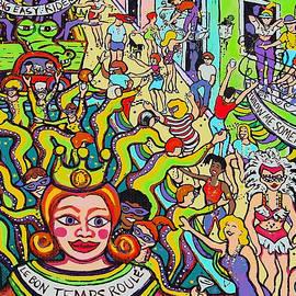 Rebecca Korpita - Mardi Gras - Throw Me Something Mister