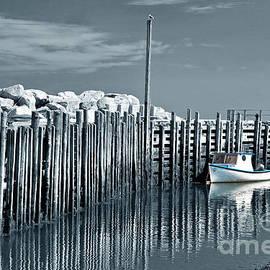 Gene Healy - Margaretsville Wharf