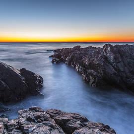 Tony Baldasaro - Marginal Way Pre-Sunrise