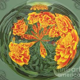 Linda Troski - Marigold Sphere