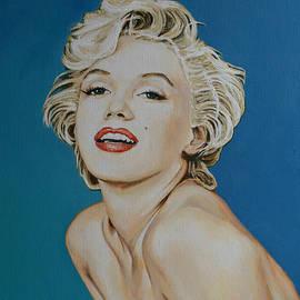 Andy Lloyd - Marilyn  Evoking the Goddess