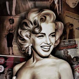 Andrzej Szczerski -   Marilyn Monroe 4