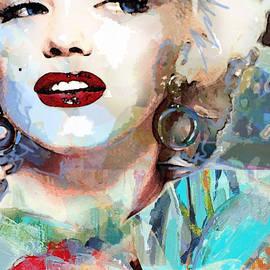 Sheila Elsea - Marilyn Monroe Color Me